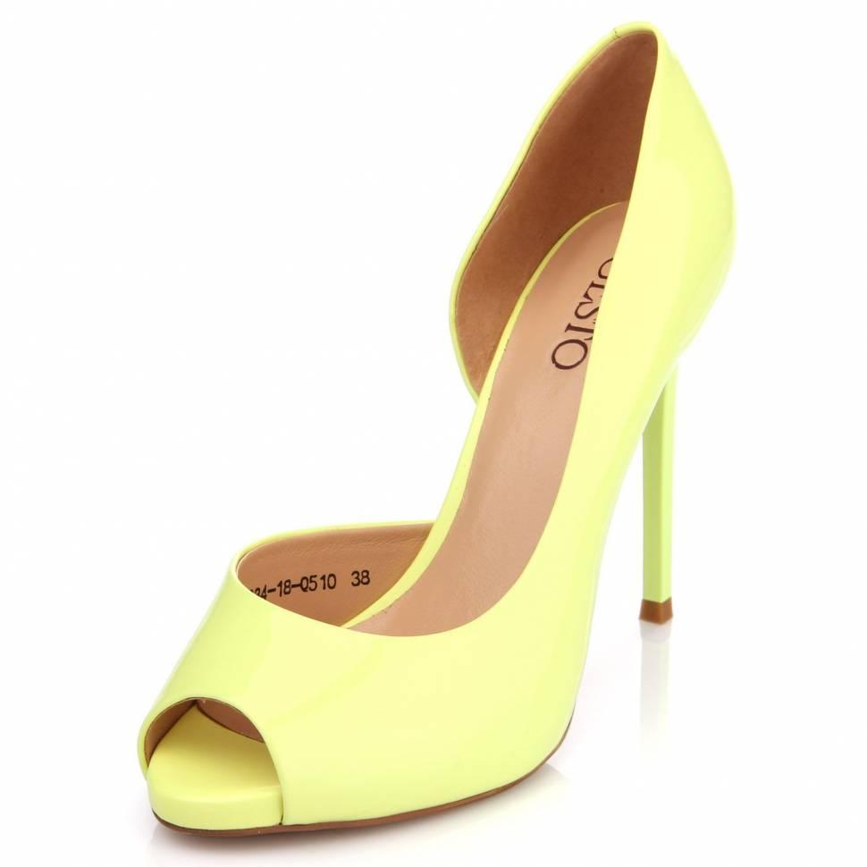 Туфли женские Gesto 4772 Gesto