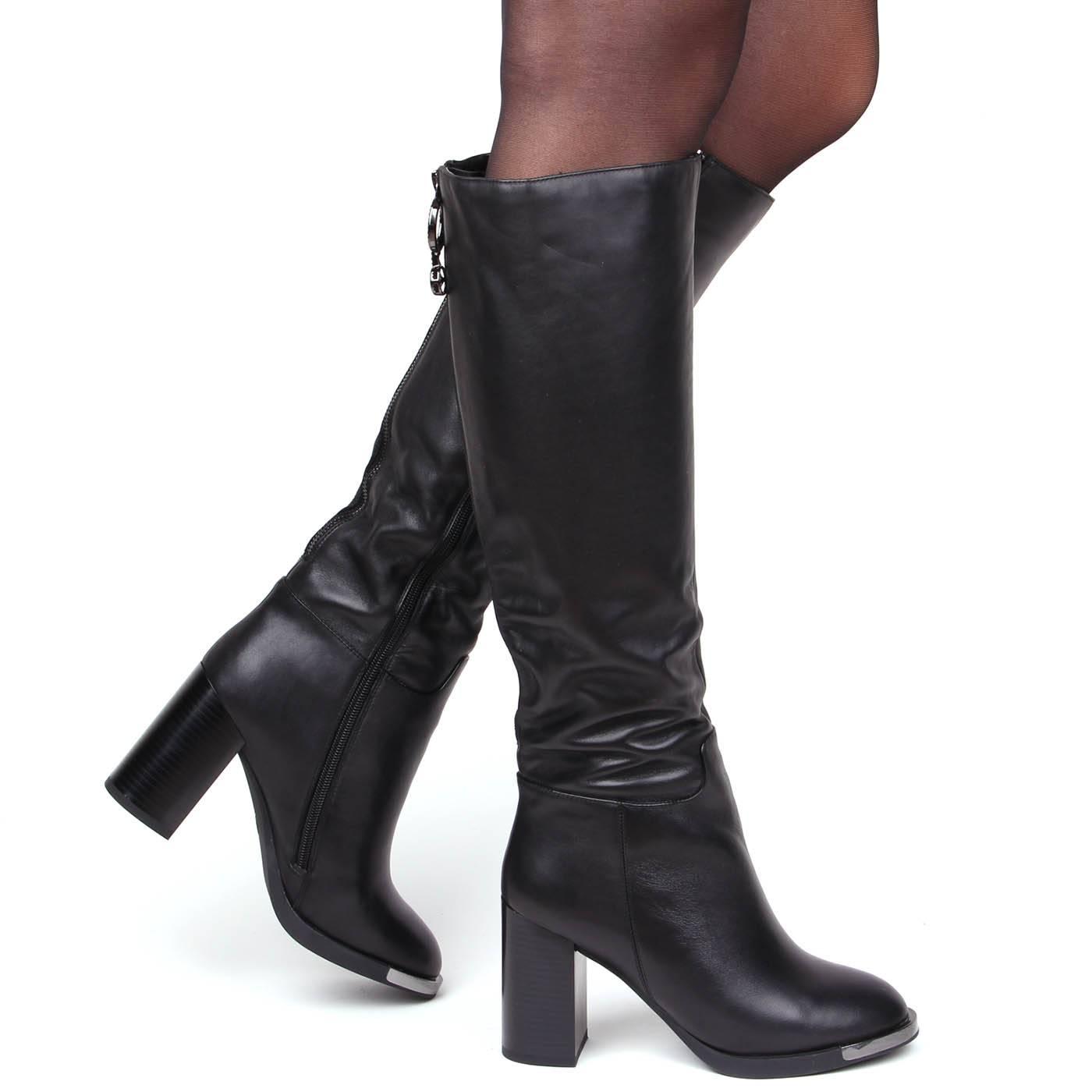 Чоботи жіночі ditto 6973 Чорний купить по выгодной цене в интернет ... 24aac8107ff26