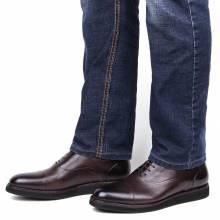 Коричневі чоловічі туфлі в Харкові e1a82fc592d06