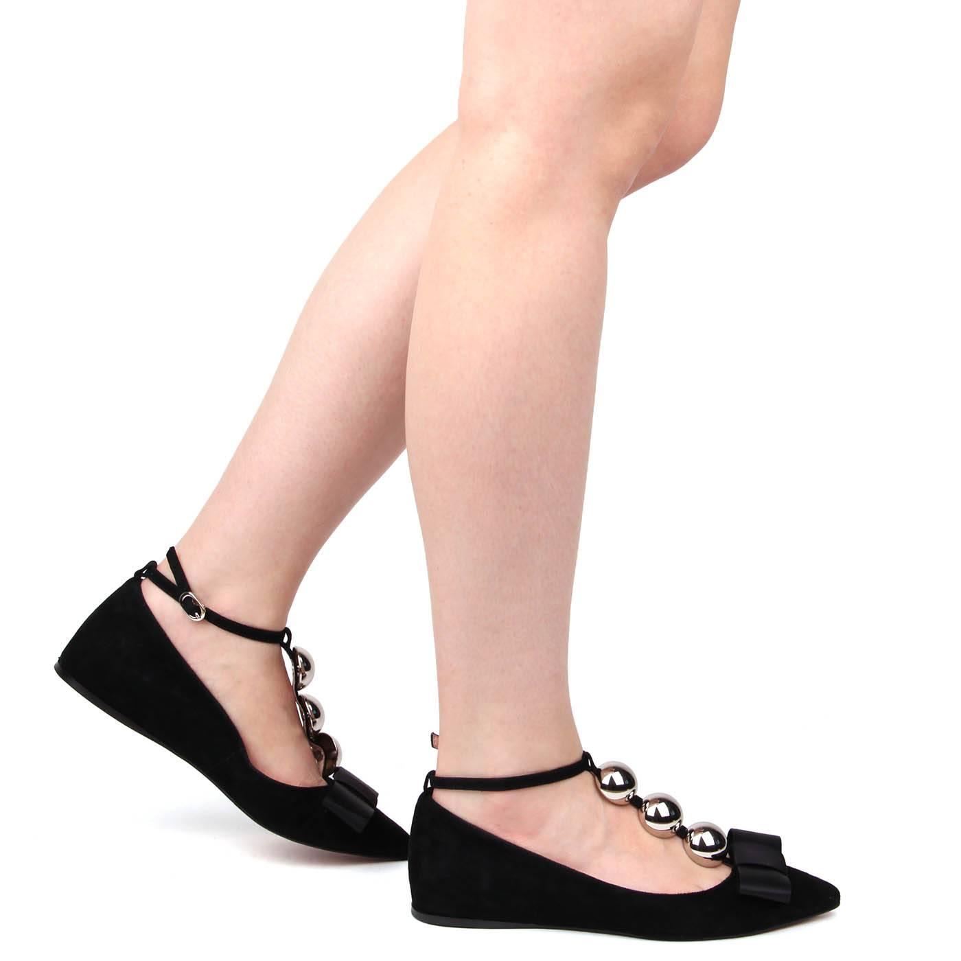 Туфлі жіночі ditto 6477 Чорний купить по выгодной цене в интернет ... 2f1b99c574f46