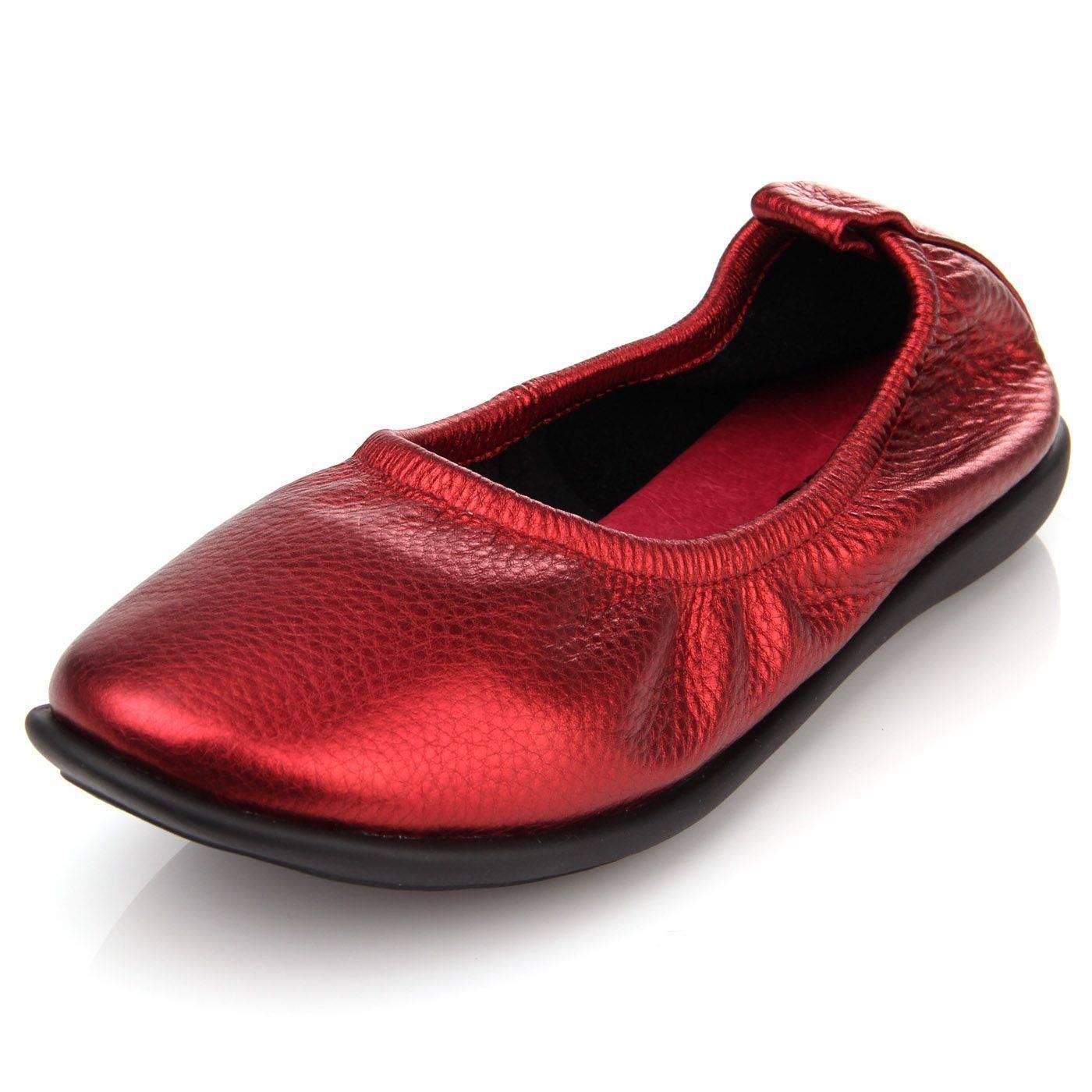 06bf26bd7101 Балетки женские ditto 4883 Красный купить по выгодной цене в ...