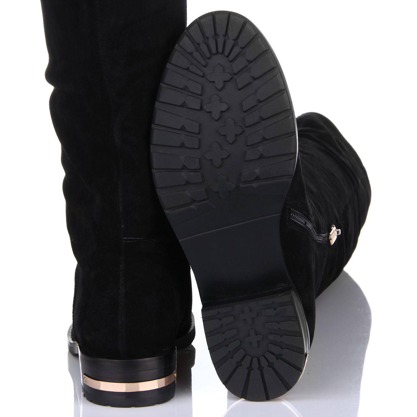 Чоботи жіночі ditto 988 Чорний купить по выгодной цене в интернет ... 6cff1ded727dc