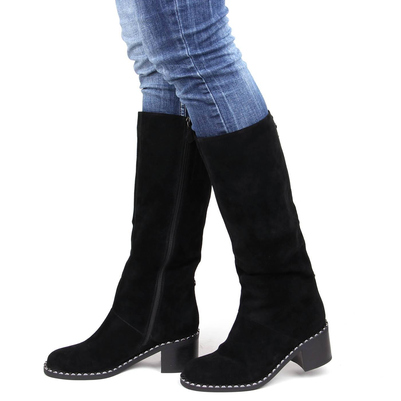 Чоботи жіночі ditto 5988 Чорний купить по выгодной цене в интернет ... 9723b277740a8