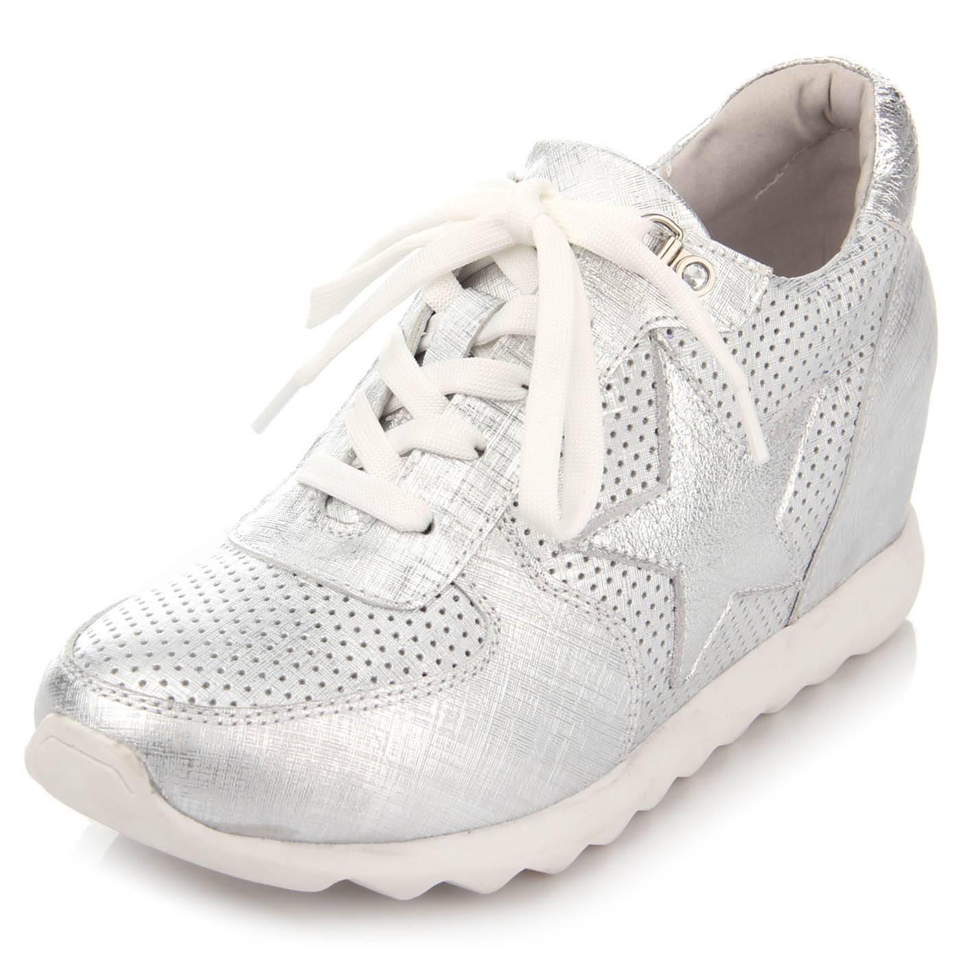 Кросівки жіночі bosa 6689 Срібний купить по выгодной цене в интернет ... 2a9de31e67cce