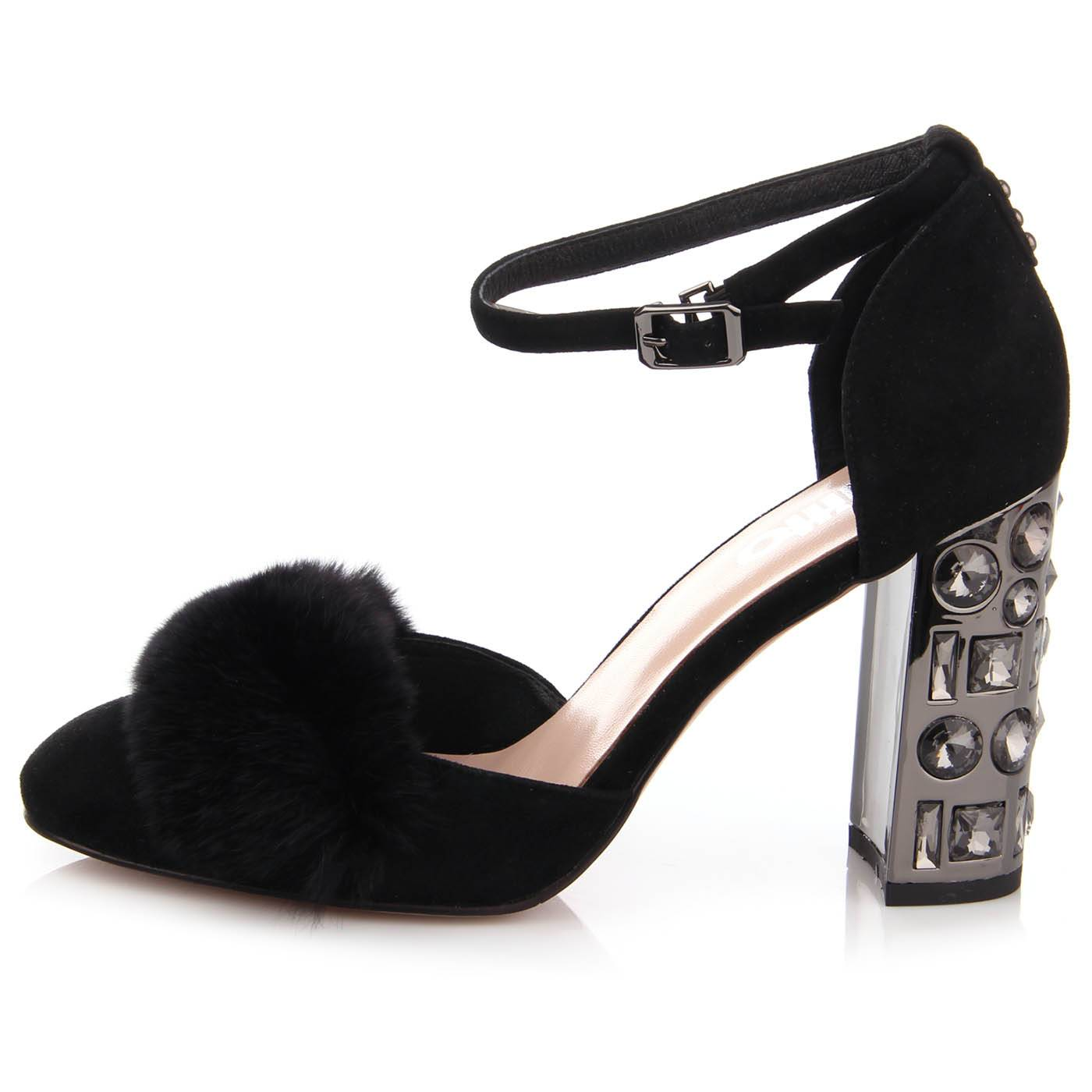 Туфли женские ditto 6690 Черный купить по выгодной цене в интернет ... 1fc1657f567