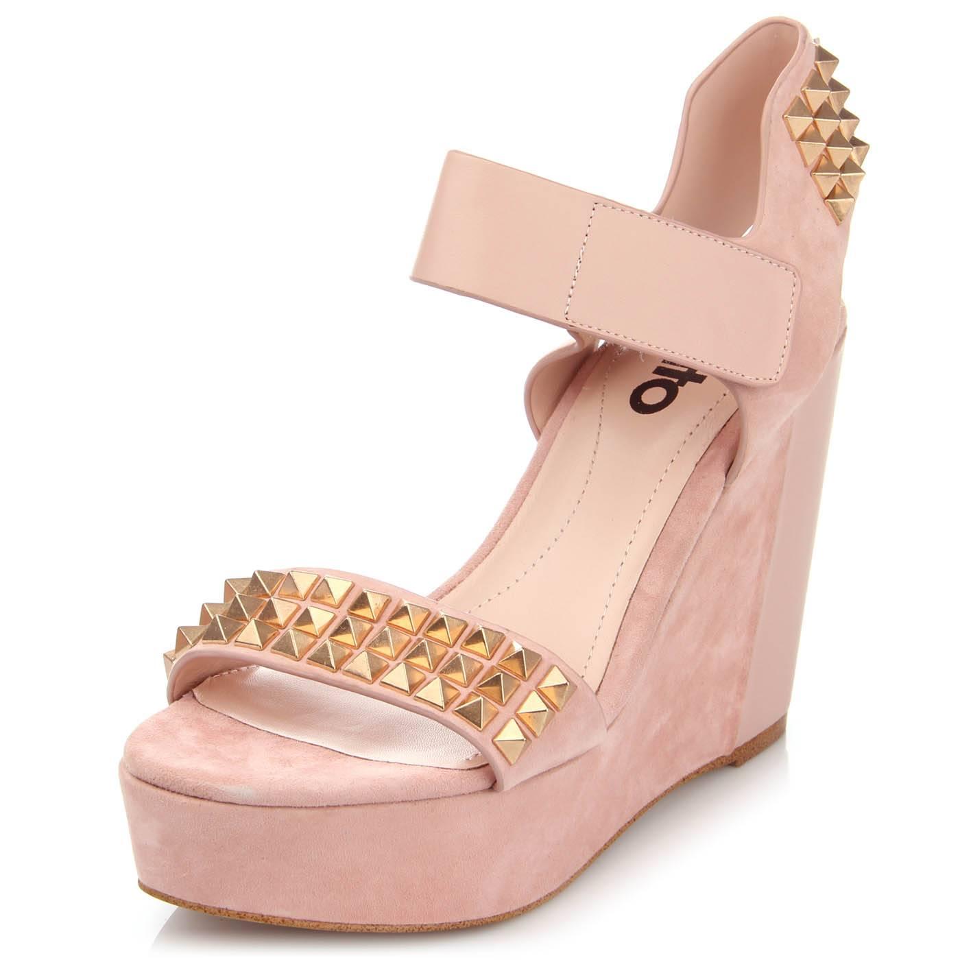 Босоніжки жіночі ditto 6792 Рожевий купить по выгодной цене в ... fa6f14f8926c1