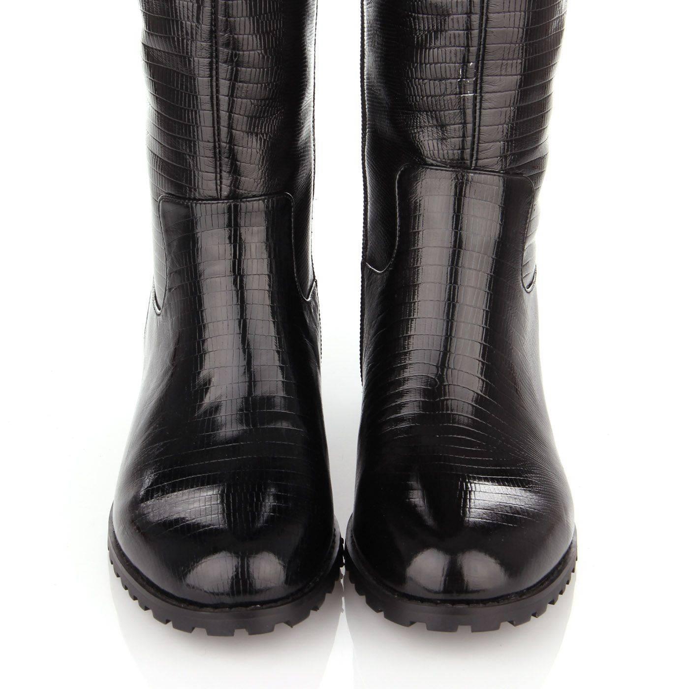 Чоботи жіночі ditto 4393 Чорний купить по выгодной цене в интернет ... 01c685db53ff6