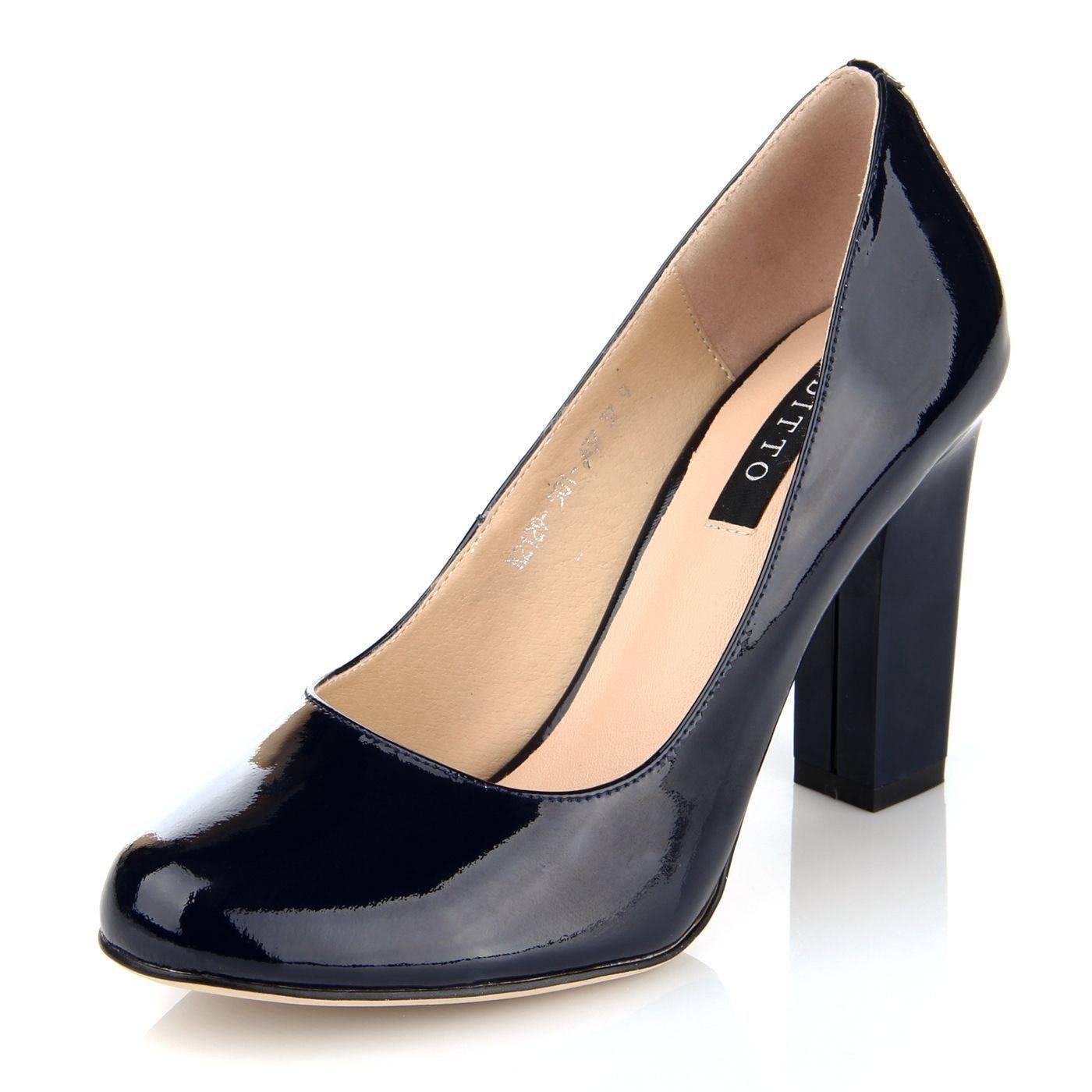 Туфлі жіночі ditto тисячі дев  39 ятсот дев  39 яносто чотири Синій ... 5a72fbcf561af