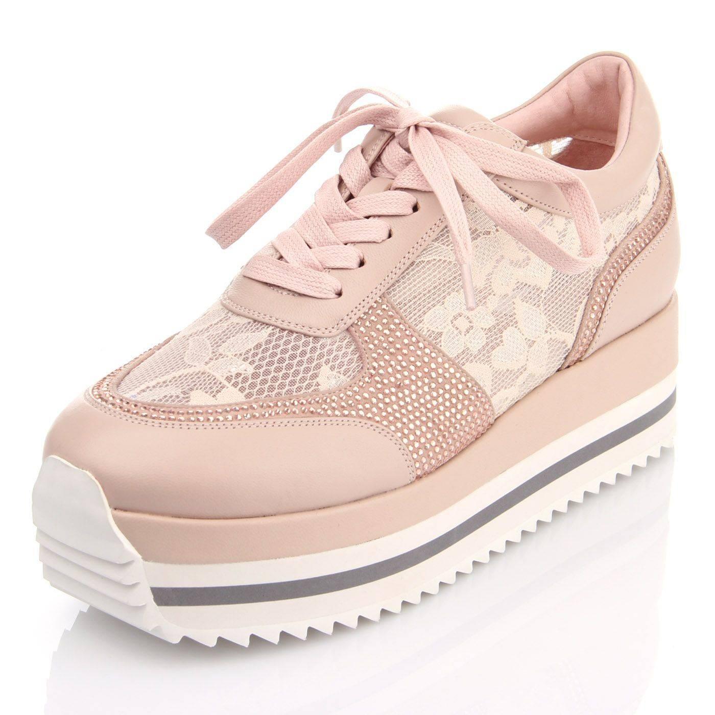 Кросівки жіночі Basconi 4794 Рожевий купить по выгодной цене в ... 7a449fb155f17