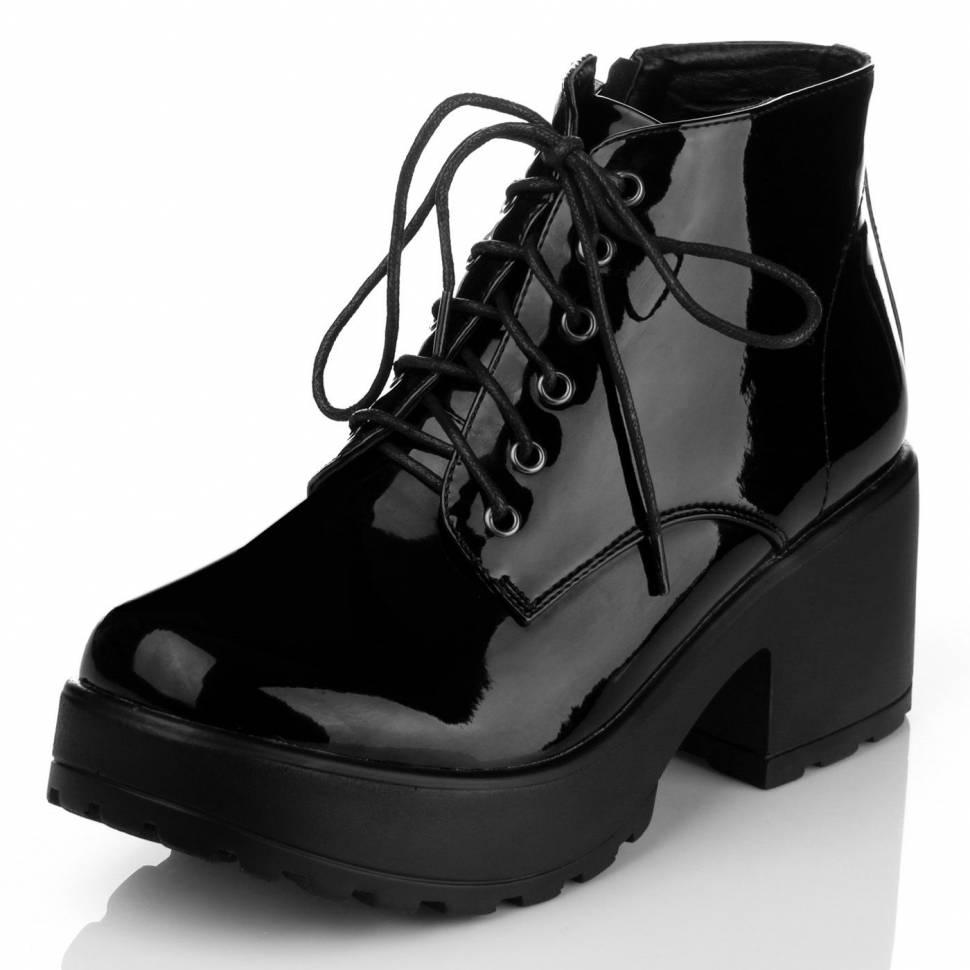 Ботинки женские Bona Rica 2895