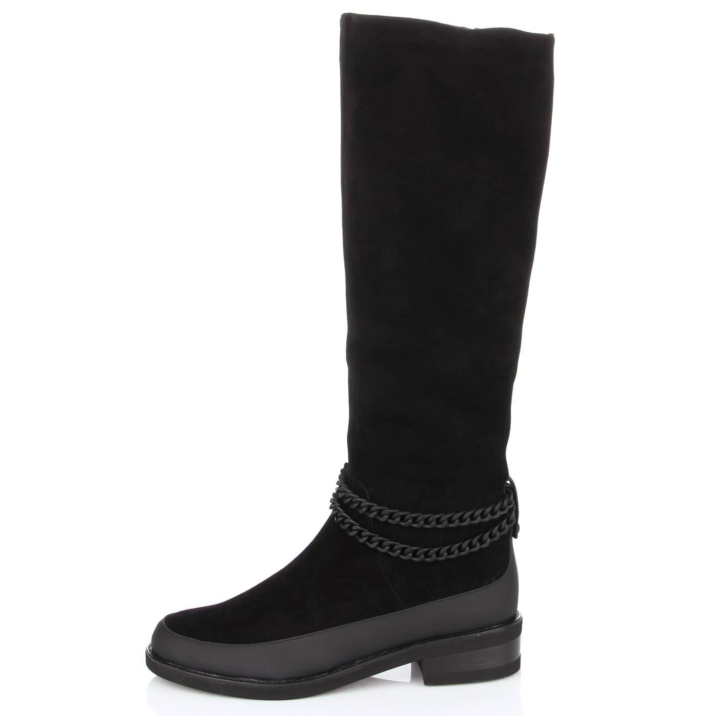 Чоботи жіночі ditto 5896 Чорний купить по выгодной цене в интернет ... b2d9f60d46c0b
