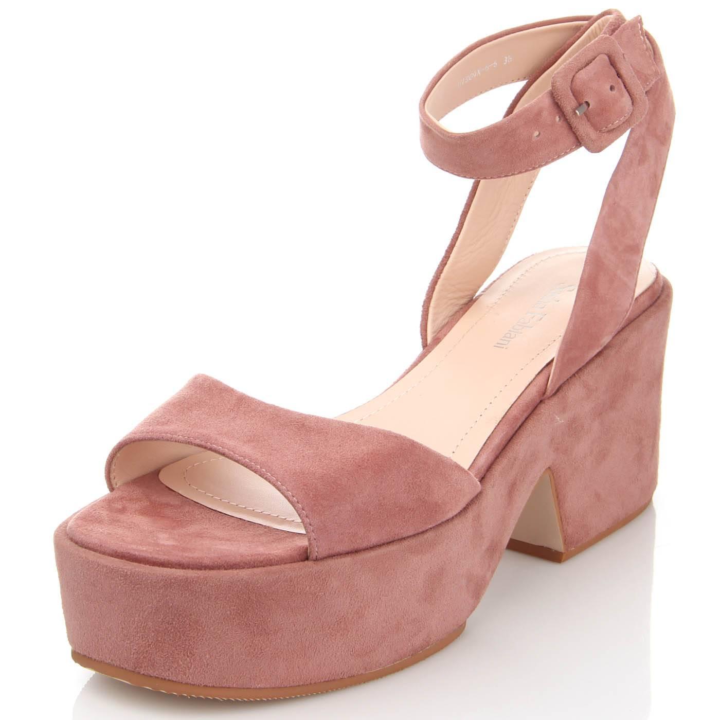 Босоніжки жіночі Sasha Fabiani 6796 Рожевий купить по выгодной цене ... 322b261dd9000