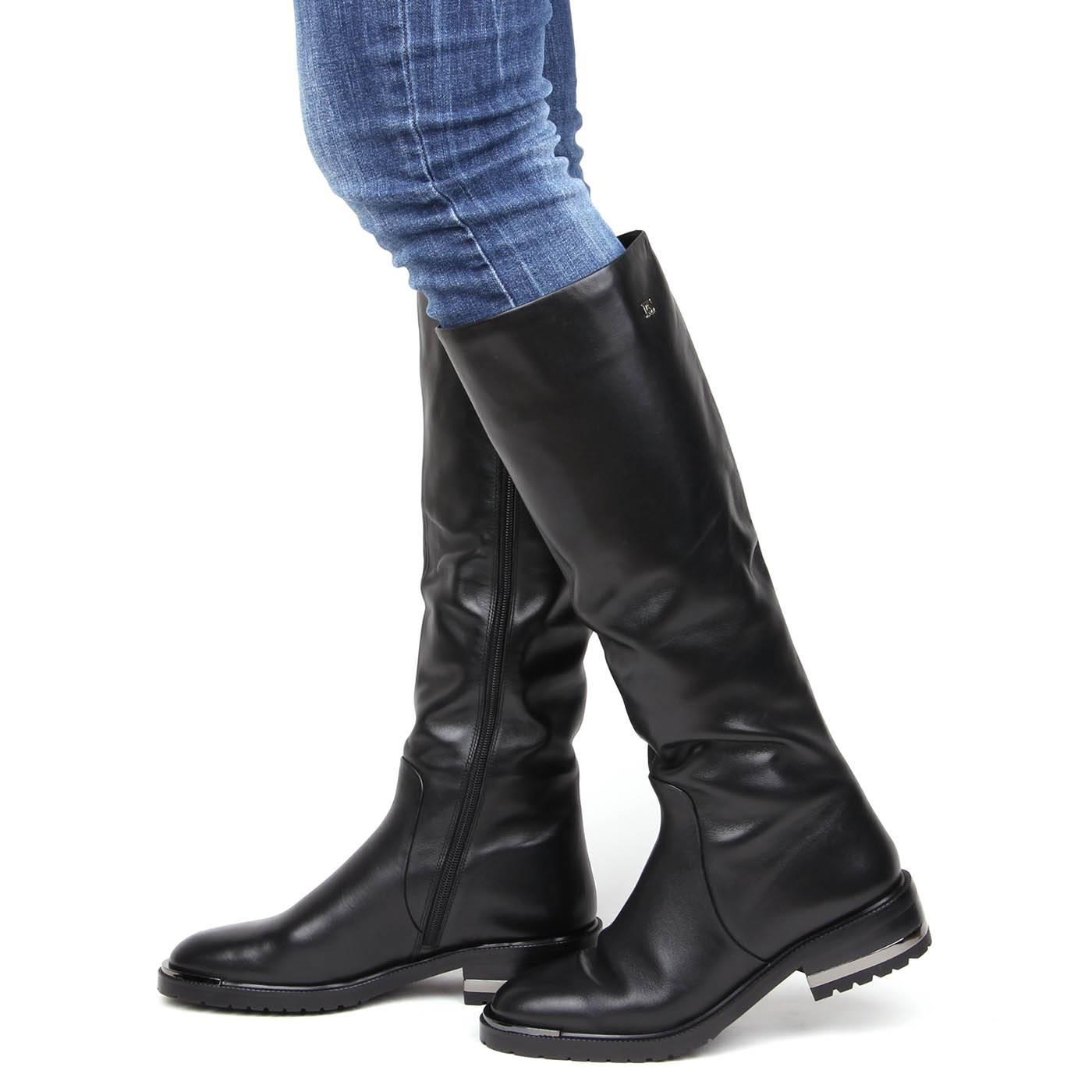 Чоботи жіночі Basconi 5997 Чорний купить по выгодной цене в интернет ... 9c900f8328673